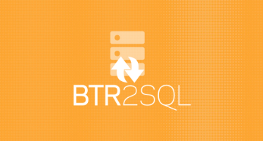 get started with BTR2SQL free trial
