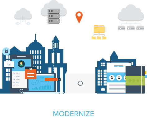 Modernize Your Legacy Applications